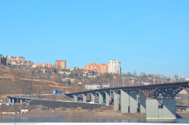 Ещё один автобус будет ходить через мост.