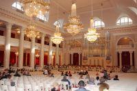 Луконин часто давал концерты в филармонии.