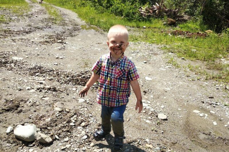 Арсений Лужаков, 2 года, посёлок Рыздвяный, Ставропольский край