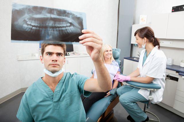 Коронки за одно посещение. Как печатают новые зубы?