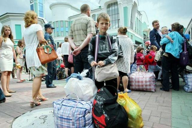 В сентябре правительство лишило статусов и соцвыплат 1200 переселенцев