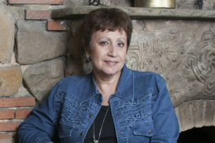 Дина Рубина: «Писатель начинается с сопротивления»
