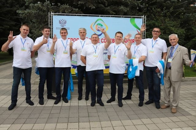 Команда Т Плюс - победитель Всероссийских соревнований профмастерства.