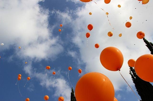 Тюменцев просят не запускать в небо гелиевые воздушные шарики