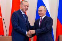 Переговоры Путина иЭрдогана могут приблизить мир вСирии.