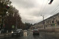 Дороги города в плохом состоянии.