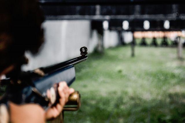 Омички показали свои снайперские качества.