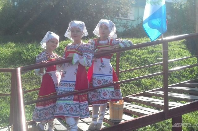 Традиционный костюм помогает ребенку определить свою этническую принадлежность.