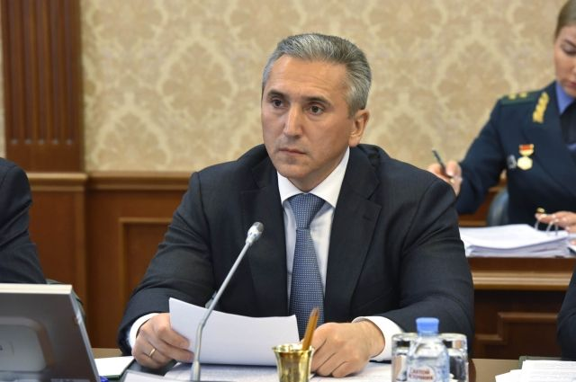 Губернатор Тюменской области обещал помочь семьям, пострадавшим от пожара