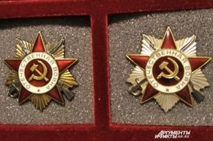Самыми уважаемыми боевыми советскими наградами остаются офицерский орден Боевого Красного Знамени, солдатский орден Славы и медаль «За отвагу!»