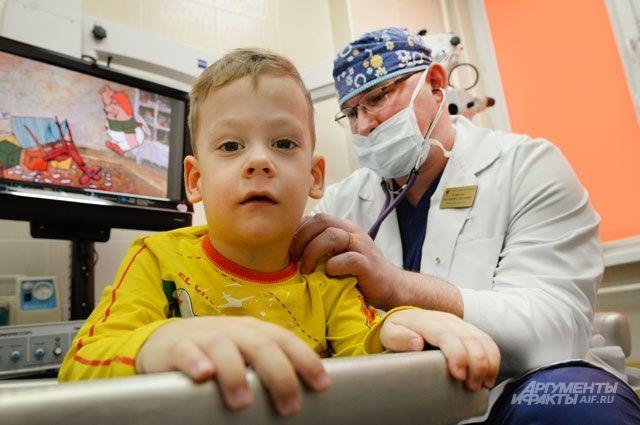 23 сентября родителей с детьми приглашают врачи Морозовской больницы.
