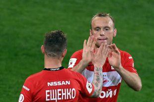 Андрей Ещенко и Денис Глушаков.