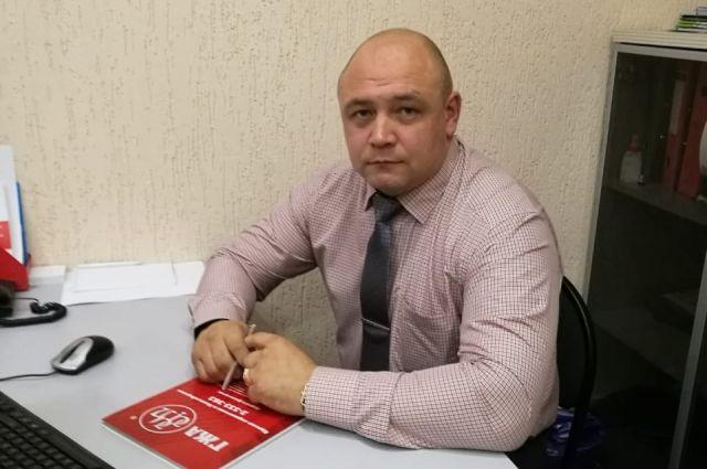 Ипотечный специалист Палецкий Михаил Алексеевич.