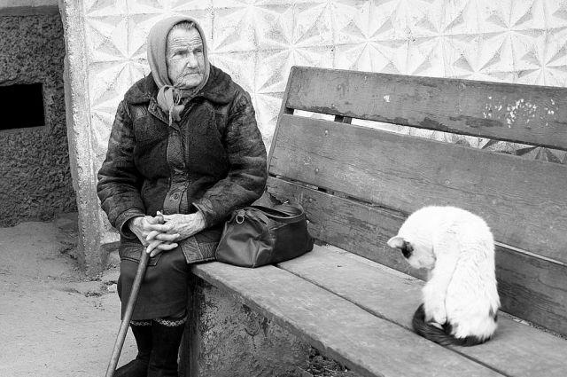 Последние годы жизни старики доживают в нечеловеческих условиях.
