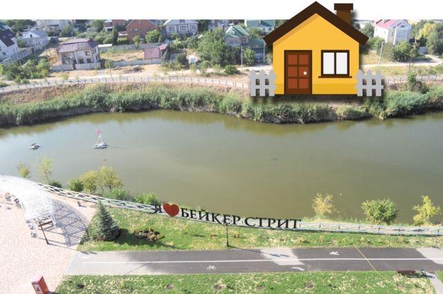 По проекту всё озеро должно быть благоустроено, но когда это произойдёт, большой вопрос.