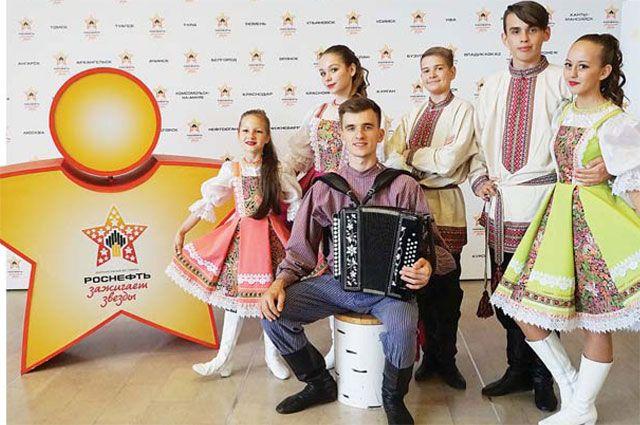 Самарские нефтяники стали звёздами творческого фестиваля  НК «Роснефть».