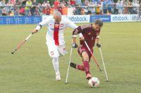 Воля к победе у игроков-инвалидов колоссальная