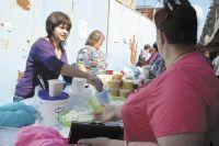 На ярмарке можно будет приобрести мясные и молочные продукты.