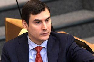 Член Комитета ГД по международным делам Сергей Шаргунов.