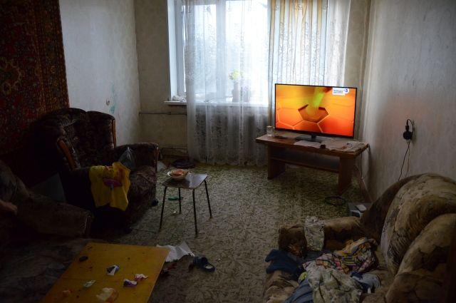 В Северном округе г.Оренбурга прошел рейд по неблагополучным семьям.