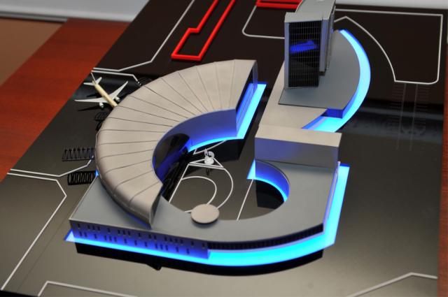 Реконструкция аэропорта Нового Уренгоя на контроле у ямальских властей