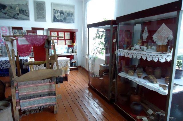 По крупицам Раиса Воропаева собирала экспонаты для краеведческого музея.