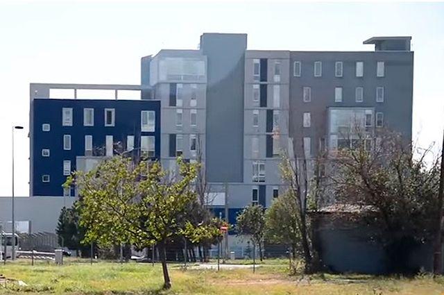 Центр Лугара.