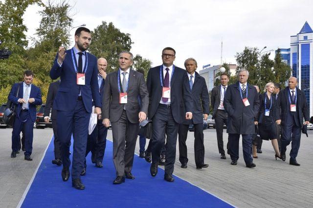 На Тюменском нефтегазовом форуме обсудили проблемы развития отрасли