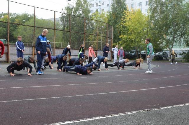 Спортивные семьи Тюменской области будут сдавать нормативы