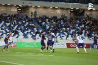 «Балтика» сыграла вничью с «Ротором», пропустив в конце матча.