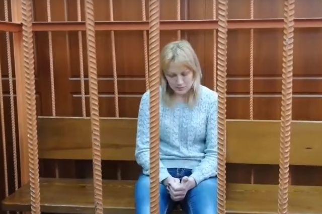 Арест Богдановой продлен до 24 ноября.
