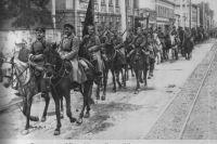 Части Красной армии в Казани в 1918 году