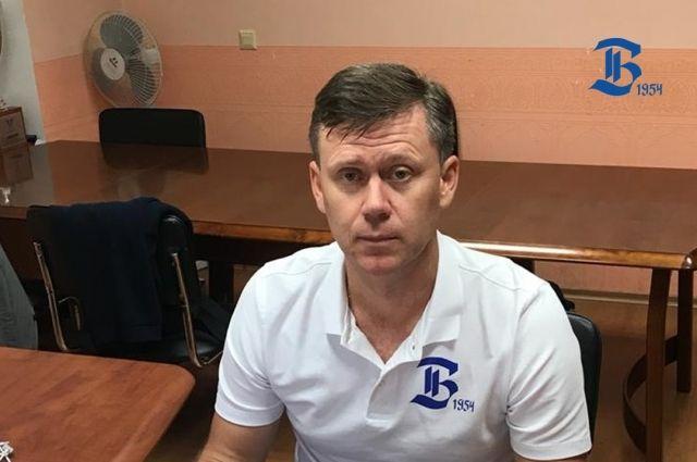 Игорь Ледяхов.