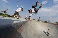 В Комарово появится огромный скейт-парк с солнечными часами