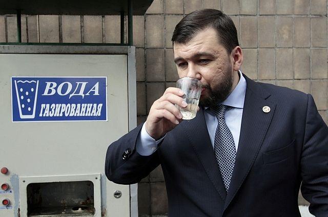 Пушилин заявил, что будет баллотироваться на пост главы ДНР