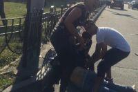 В Киеве ромы атаковали полицейского: один из них погиб, убегая от погони