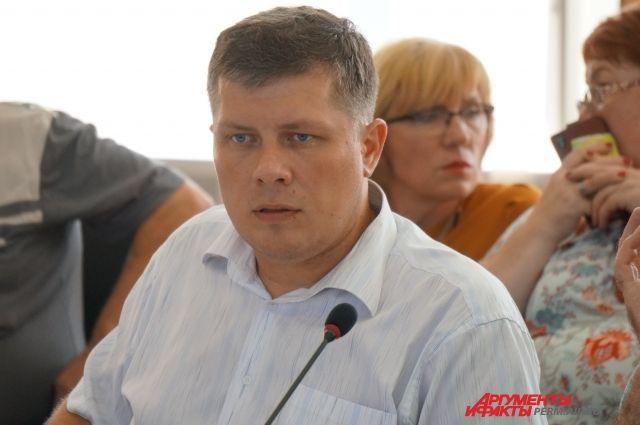 По словам Дмитрия Александровича, его решение связано с предложением о работе в другом регионе.