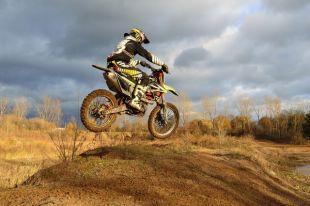 Тюменские мотоциклисты будут соревноваться в дисциплине «Суперкросс»