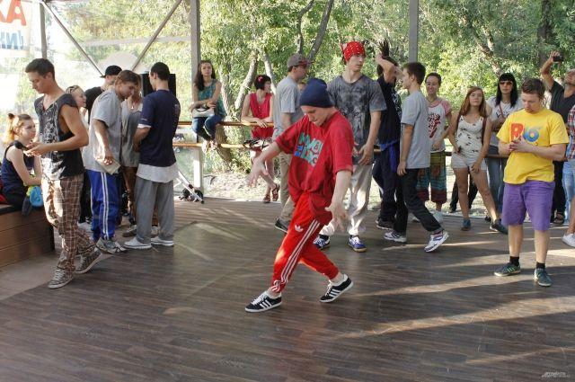 Фестиваль брейк-данса соберет крутых уличных танцоров.