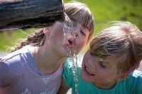 В некоторых регионах России нет источников питьевого водоснабжения.