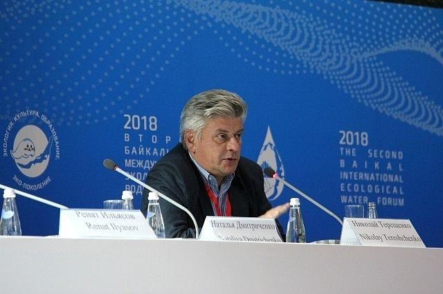 Николай Терещенко.