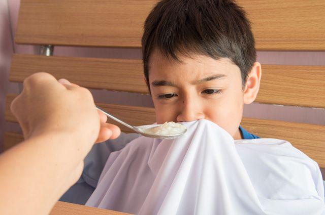 Простудное меню. Как кормить больного ребёнка?