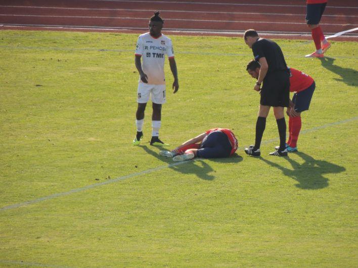 Травмировались игроки часто.