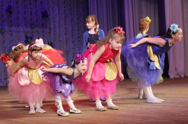 Тюменский центр «Творчество» проведет праздник для детей-инвалидов