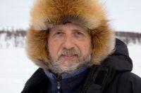 В Тазовском районе работает знаменитый фотограф Брайн Александер