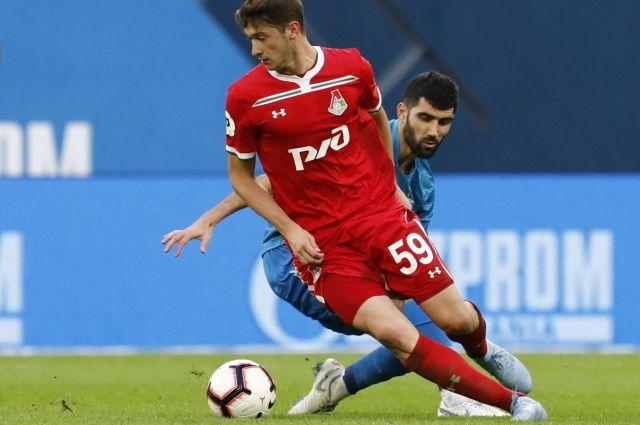 «Зенит» обыграл «Локомотив» в матче 8-го тура РПЛ