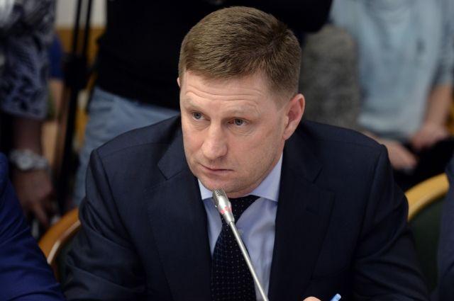 Кандидат от ЛДПР Сергей Фургал победил на выборах главы Хабаровского края
