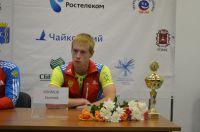Евгений Климов находится в прекрасной форме.