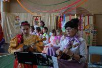 В доме творчества Новой Станицы есть детский фольклорный ансамбль.
