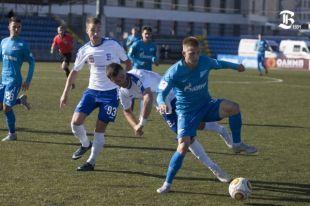 «Балтика» в Петербурге с минимальным счетом обыграла «Зенит-2».